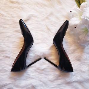 Aldo Black Pump Heels, Size 11